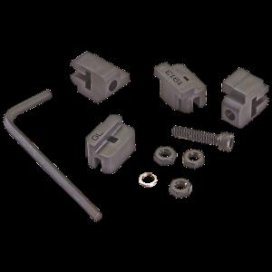 Streamlight 69175 TLR-1/TLR-2 Rail-Mounted Tactical Key Kit Light Black