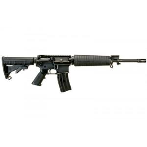 "Windham Weaponry Src-mid, Semi-automatic Rifle, 223 Rem/556nato, 16"" Chrome Lined Barrel, 1:9 Twist, Black Finish, 6 Position Stock, 1 Magazine, 30rd, Midlength Gas System R16mlftt"
