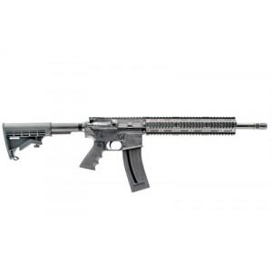 "Chiappa M Four-22 Gen II Pro .22 Long Rifle 10-Round 16"" Semi-Automatic Rifle in Black - CF500-089"