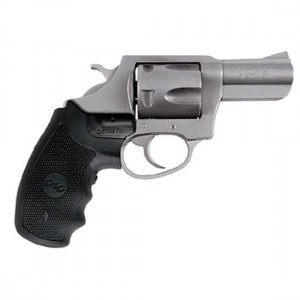 """Charter Arms Bulldog .44 Special 5-Shot 2.5"""" Revolver in Stainless - 74424"""