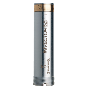 Browning 1134283 Invector DS 12 GA Improved Cylinder Silver