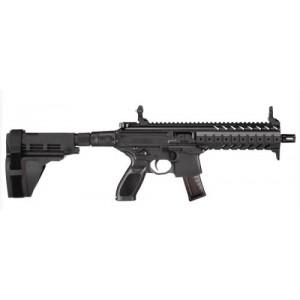 "Sig Sauer MPX-P SB15 9mm 30+1 8"" AR Pistol in Black - MPXP9PSB"