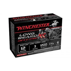 "Winchester Long Beard XR .12 Gauge (3"") 6 Shot (10-Rounds) - STLB1236"