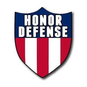 "Honor Defense Honor Guard 9mm 16+1 3.2"" Pistol in Black - HG9SCLSMS"