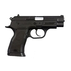 "EAA SAR B6P 9mm 13+1 3.8"" Pistol in Black (B6P) - 400424"