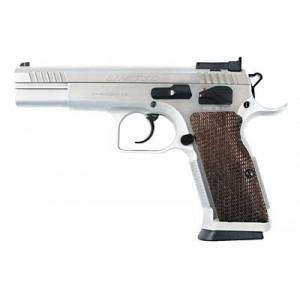 "EAA Witness .45 ACP 10+1 4.75"" Pistol in Chrome - 600325"