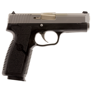 "Kahr Arms TP40 .40 S&W 7+1 4"" Pistol in Black Polymer (Stainless) - TP4043"