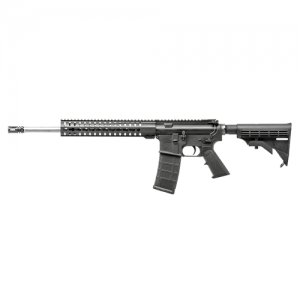 "CMMG MK4 T AR-15 .223 Remington/5.56 NATO 30-Round 16.1"" Semi-Automatic Rifle in Black - 55A59C5"