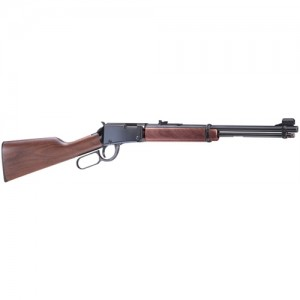 """Henry Repeating Arms H001 .22 Long Rifle 15-Round 18.25"""" Lever Action Rifle in Blued - H001"""