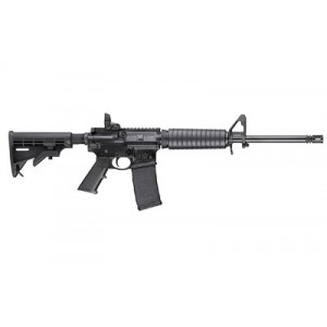 "Smith & Wesson M&P 15 Sport II .223 Remington/5.56 NATO 30-Round 16"" Semi-Automatic Rifle in Black - 10202"