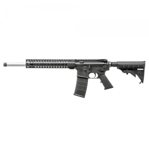 "CMMG MK4 HT .223 Remington/5.56 NATO 20-Round 16"" Semi-Automatic Rifle in Black - 55A9189"