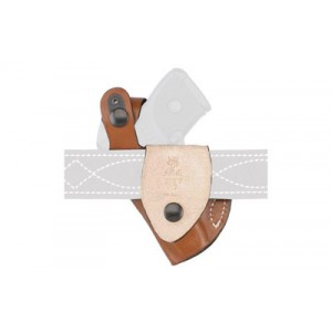 Desantis Gunhide 27 Quick Snap Right-Hand Belt Holster for Keltec P-3AT/Ruger LCP in Tan Leather -