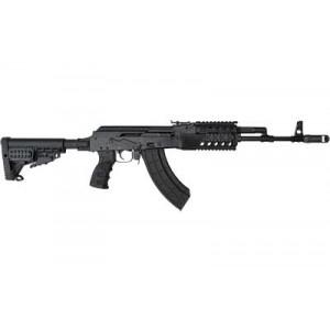 "Kalashnikov US132SM 7.62X39 30-Round 16.3"" Semi-Automatic Rifle in Black - US132SM"