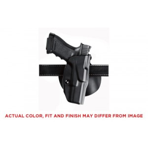 "Safariland 6376 ALS Right-Hand Paddle Holster for Glock 19 in STX Black Tactical (4"") - 6378-283-131"