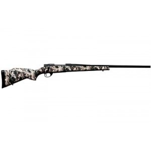 """Weatherby Vanguard Series 2 .308 Winchester 5-Round 24"""" Bolt Action Rifle in Whitetail Bonz - VBE308NR4O"""