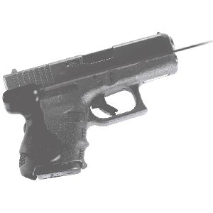 Crimson Trace LG626 Lasergrip Red Glock Gen3 Sub-Cmpct 26/27 Rear Activation