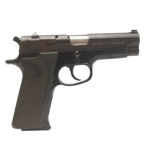 "Pre-Owned Smith & Wesson Model 915 9mm Luger (Parabellum) Semi-Automatic Pistol with 4"" Barrel, 15+1 Capacity, and 15-Round Factory Magazine"