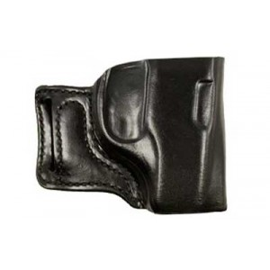 Desantis Gunhide 115 E-Gat Slide Right-Hand Belt Holster for Smith & Wesson M&P in Black Leather -