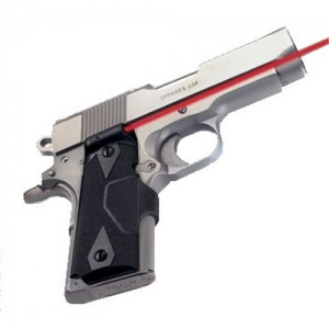 Crimson Trace Lasergrip For 1911 Government/Commander LG401