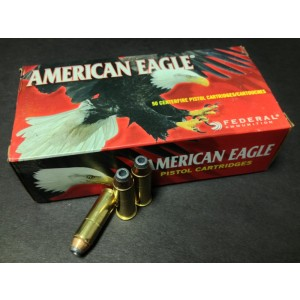 Federal Cartridge American Eagle .44 Remington Magnum Jacketed Hollow Point, 240 Grain (50 Rounds) - AE44A