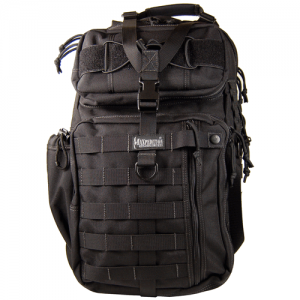 Maxpedition Kodiak Gearslinger Waterproof Sling Backpack in Black 1000D Nylon - 0432B