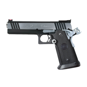 "Bersa SPS .45 ACP 12+1 5"" Pistol in Steel (Pantera) - SPP45BC"