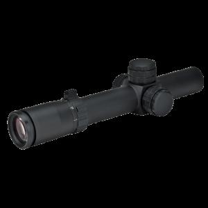 Weaver Optics Tactical 1-5x24mm Riflescope in Black (Circle-Dot) - 800364