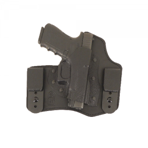 Desantis Gunhide Intruder Left-Hand Belt Holster for Para Ordnance P10 in Black Kydex - 105KB19Z0