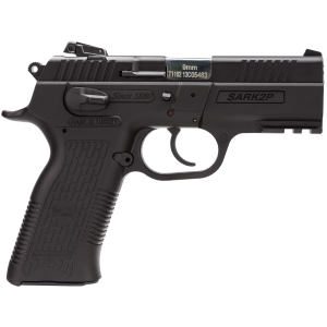 "EAA K2C 9mm 17+1 3.8"" Pistol in Blued - 400426"