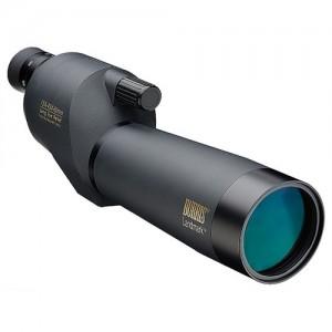 "Burris Company Landmark 12.7"" 15-45x60mm Spotting Scope in Charcoal Rubber - 300125"