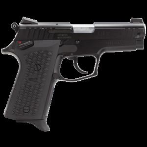 "LionHeart LH9 9mm 10+1 3.6"" Pistol in Black Cerakote(Compact) - 109CNVKBLK"