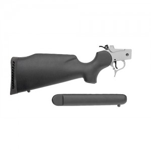 Thompson Center Stainless Rifle Frame w/Synthetic Stock 8770