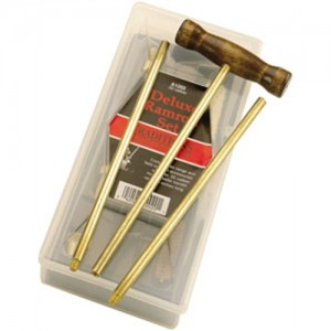 Traditions 50 Caliber 3 Piece Deluxe Ramrod Set A1202
