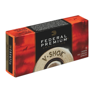 Federal Cartridge .223 Remington/5.56 NATO Sierra GameKing BTHP, 55 Grain (20 Rounds) - P223E