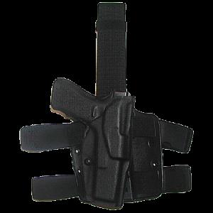 "Safariland 63542192131 Glock 17/22 4.5"" BBL Black Thermal Molded Laminate - 63542192131"