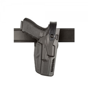 """Safariland 7280 Mid Ride Right-Hand Belt Holster for Smith & Wesson M&P in STX Plain (4.25"""") - 7280-219-411"""