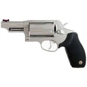 "Taurus Judge .410/.45 Long Colt 5-Shot 3"" Revolver in Matte Stainless (Judge) - 2441039T"