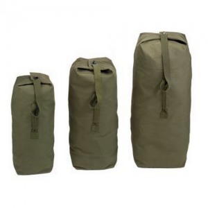 5ive Star Gear Top Load Duffel Backpack in OD Green - 6258000