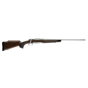 "Browning X-Bolt White Gold-RMEF .300 Winchester Magnum 3-Round 26"" Bolt Action Rifle in Stainless Steel - 35217229"