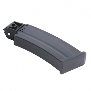 ProMag AA922A1 Ruger 10/22 22 Long Rifle 25 rd Black Finish