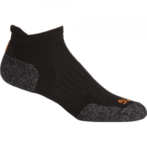 PTX-2 Training Sock Color: Black Size: Medium