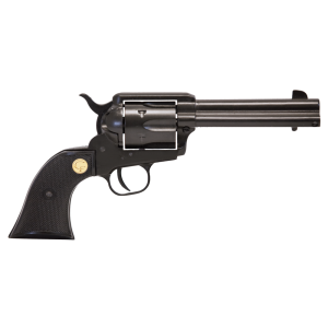 "Chiappa 1873 .22 Long Rifle/.22 Winchester Magnum 10-Shot 5.5"" Revolver in Black (Army) - CF340160D"