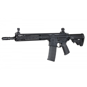 "LWRC IC-SPR .223 Remington/5.56 NATO 30-Round 16.12"" Semi-Automatic Rifle in Black - ICR5B14PSPR"