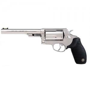 "Taurus Judge .410/.45 Long Colt 5-Shot 6.5"" Revolver in Matte Stainless (Judge) - 2441069T"