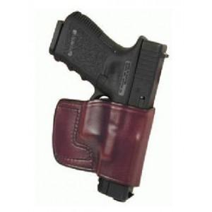 Don Hume Jit Slide Holster, Fits J Frame, Left Hand, Black Leather J941000l - J941000L