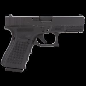 """Glock 23 .40 S&W 10+1 4.02"""" Pistol in Polymer (Gen 4) - PG2350201"""