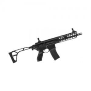 "Sig Sauer MCX SBR .300 AAC Blackout 30-Round 9"" Semi-Automatic Rifle in Black - WRMCX-300B-9B-TFSALSD-SBR"