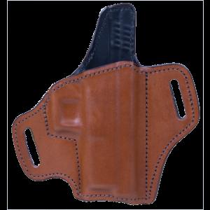 Bianchi 26166 126 Assent S&W M&P Leather Tan - 26166