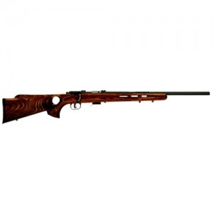 "Savage Arms 93R17 BTV .17 HMR 5-Round 21"" Bolt Action Rifle in Blued - 96250"
