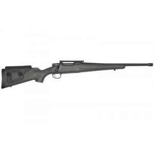 """Advanced Armament Micro 7 Blackout .300 AAC Blackout 3-Round 16"""" Bolt Action Rifle in Black - 101265"""